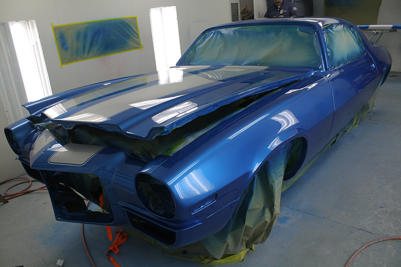 Atlanta Antique Car Restoration Muscle Car Restoration